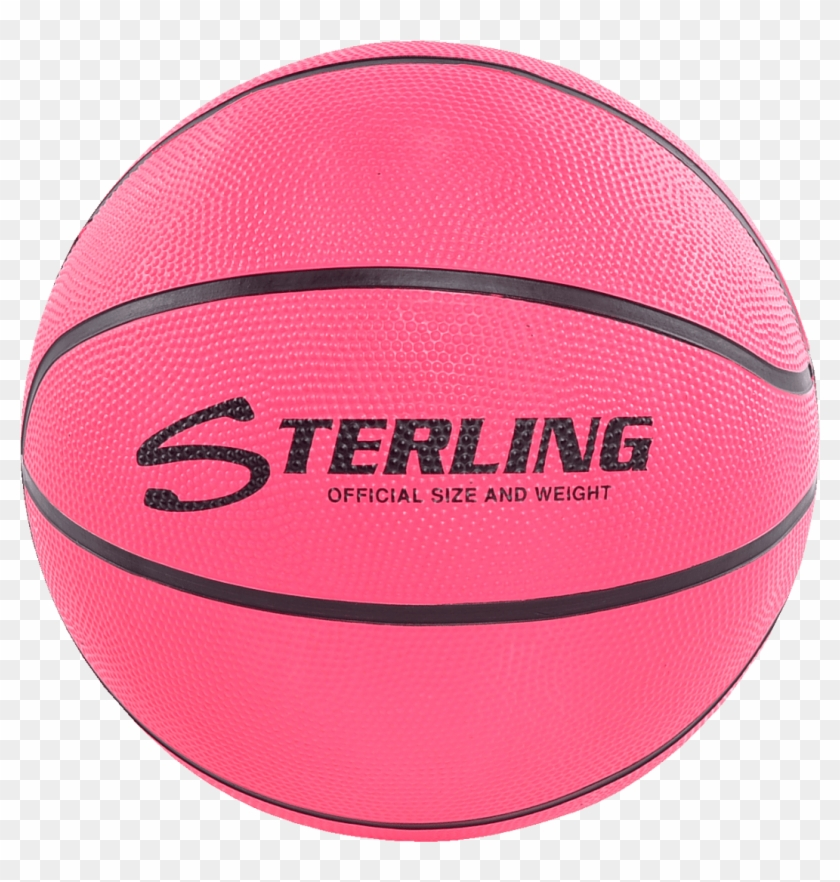 Beach Basketball Png - Pink Basketball Png - Beach Rugby, Transparent Png - 1200x1151 ...