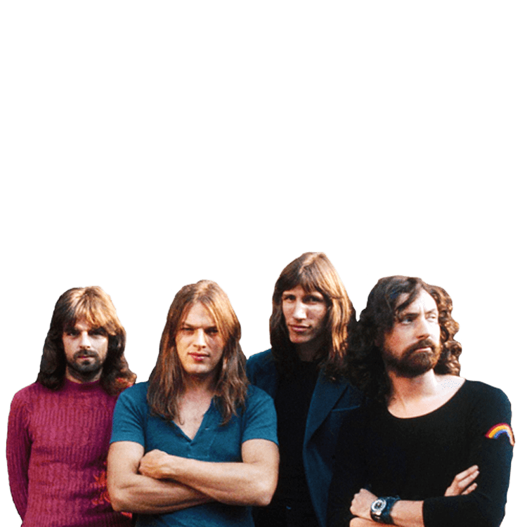 Pink Floyd Phone Png - Pink Floyd Band transparent PNG - StickPNG