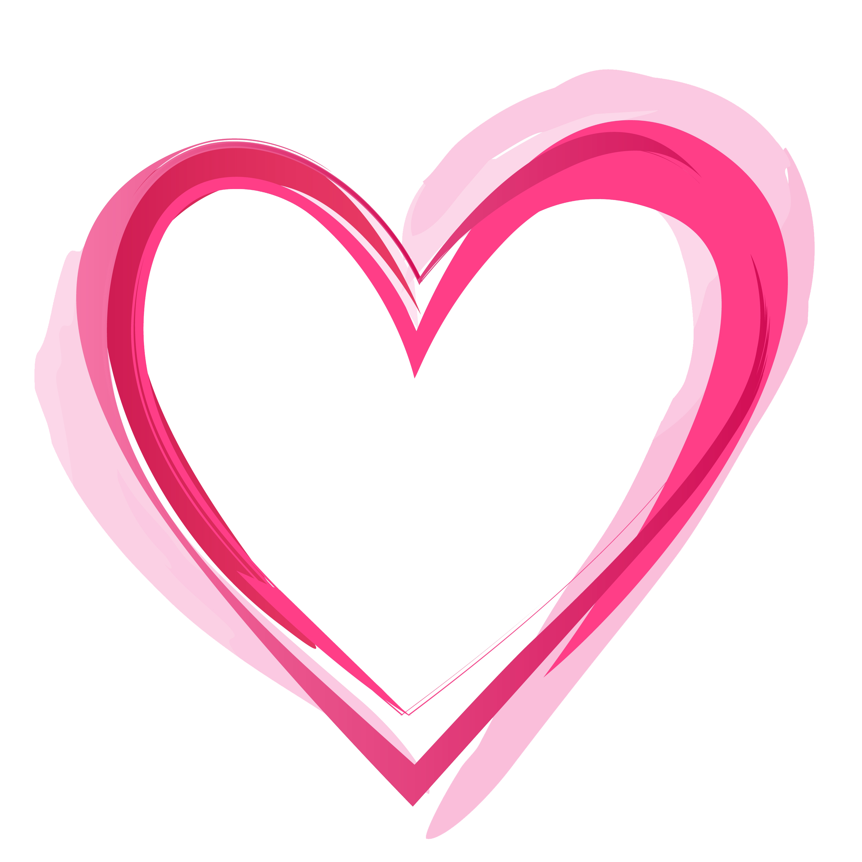 Pink Png Hd - Pink Love Heart PNG HD Transparent Pink Love Heart HD.PNG Images ...