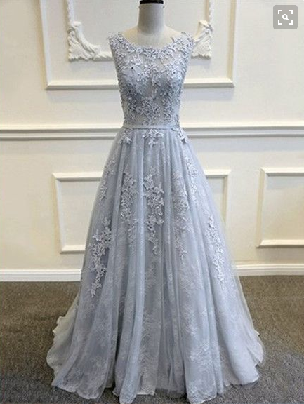 Gray And Blue Png - pink prom dress, long prom dress, formal prom dress – BSBRIDAL