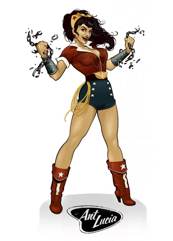 Pinup Arena By Ant Lucia Comics 971647 Png Images Pngio