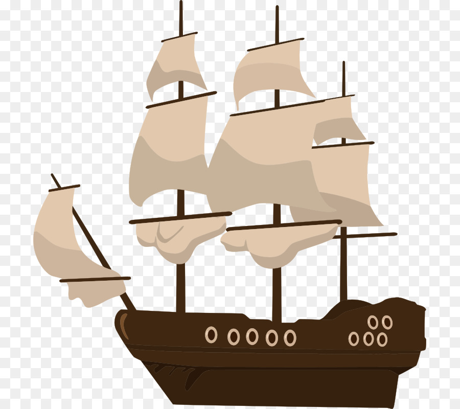 Pirate Ship Transparent - Pirate, Ship, Graphics, transparent png image & clipart free download