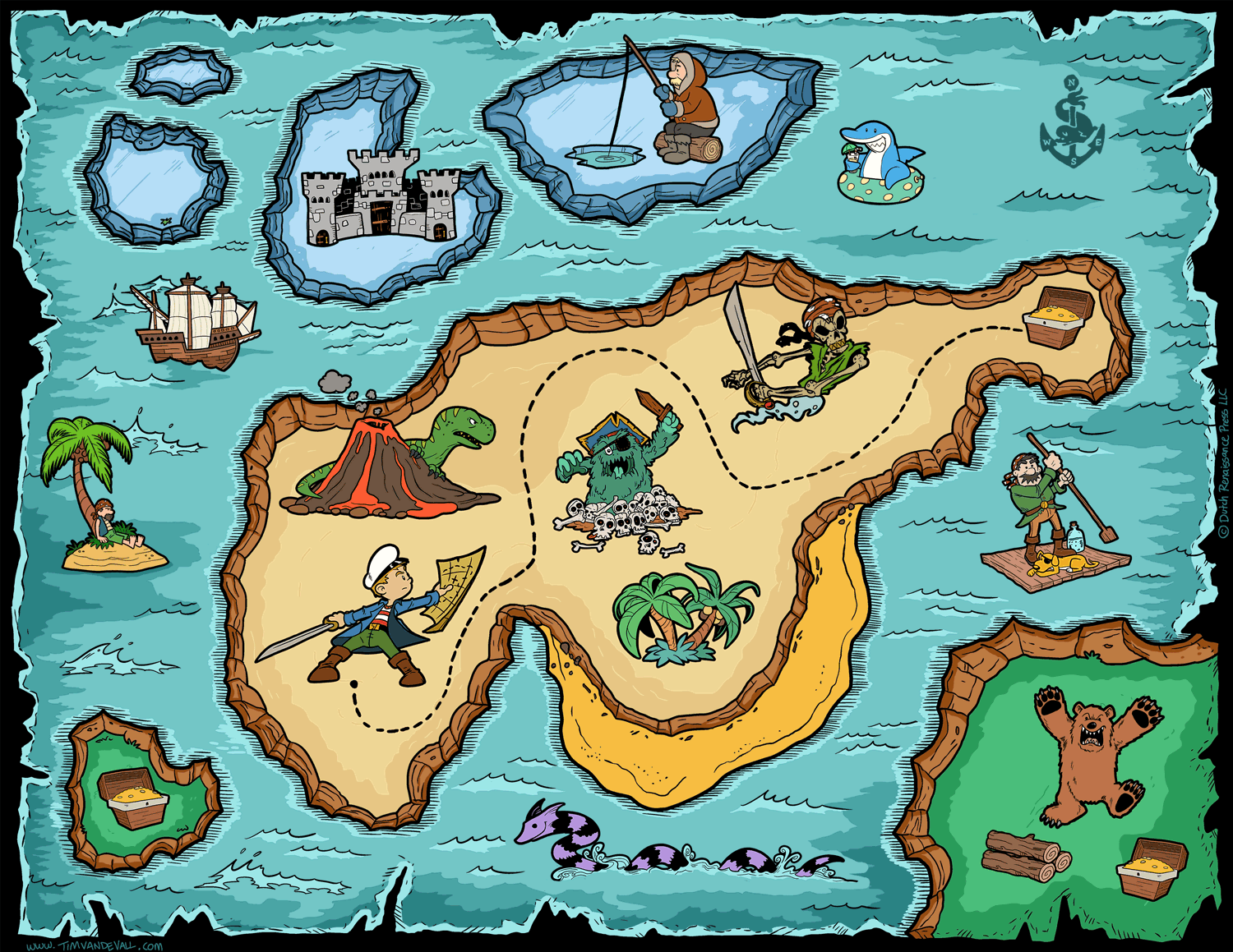 - Pirate Map Activity Png & Free Pirate Map Activity.png Transparent