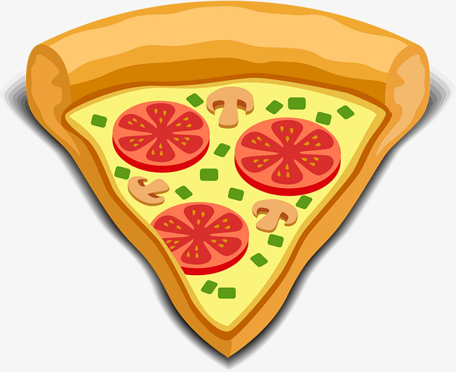 Pizza Vector Png - Pizza Png Vector Material, Pizza Vector, #110252 - PNG Images - PNGio
