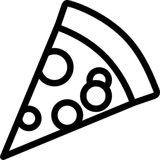 Pizza Vector Png - Pizza Vector Png Ico Icns 512x512 free image