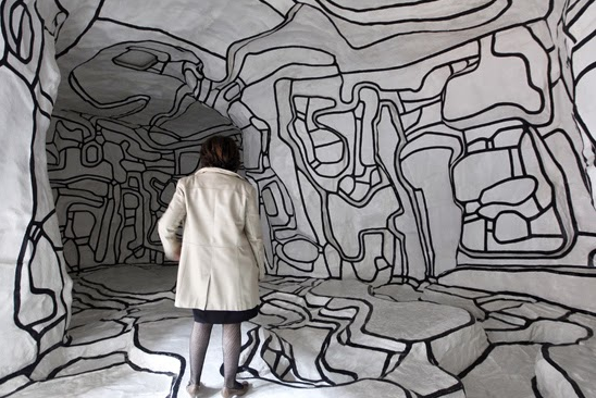 Jean Dubuffet Png - placeshifter » Dubuffet as Architect
