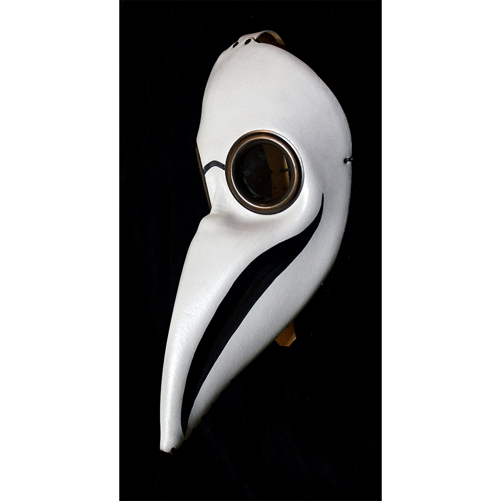 Commedia Masks Png - Plague Doctor Mask Transparent & PNG Clipart Free Download - YAWD