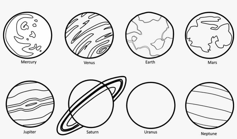 Mars Png Black And White & Free Mars Black And White.png ...
