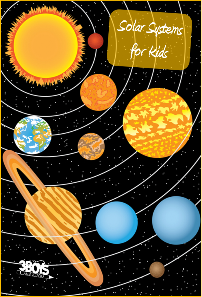 Solar System Png For Kids - Planet, Yellow, Font, transparent png image & clipart free download