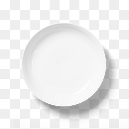 White Plate Png - Plate PNG Images | Vector and PSD Files | Free Download on Pngtree