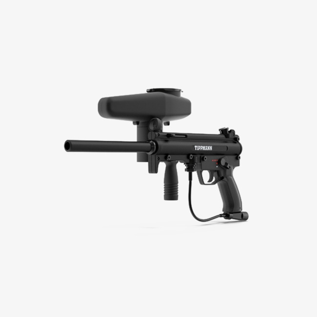Play Cs With Paintball Gun Gun Clipart 599629 Png Images Pngio