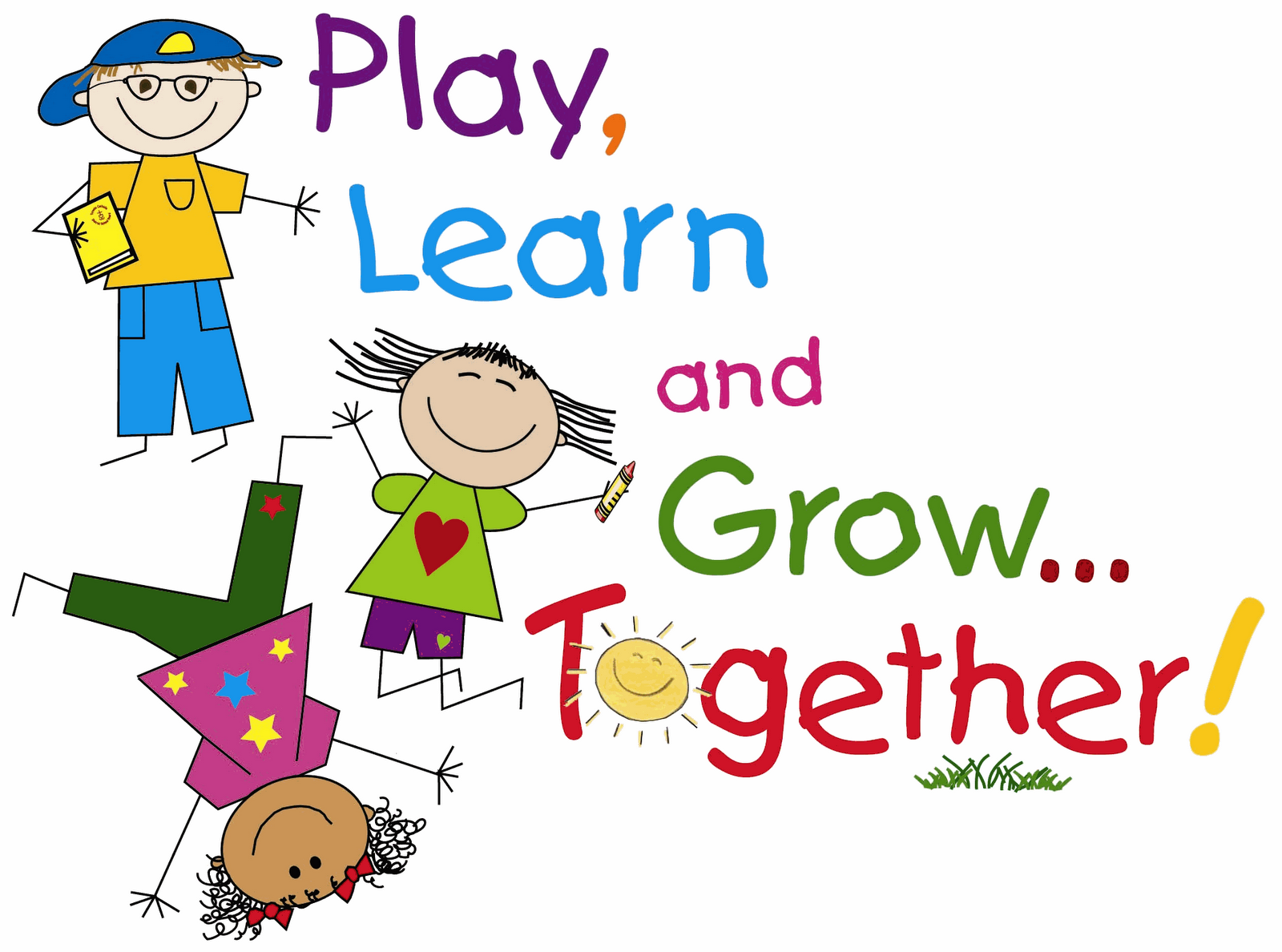 Kids Learning English Png - play-learn-pic