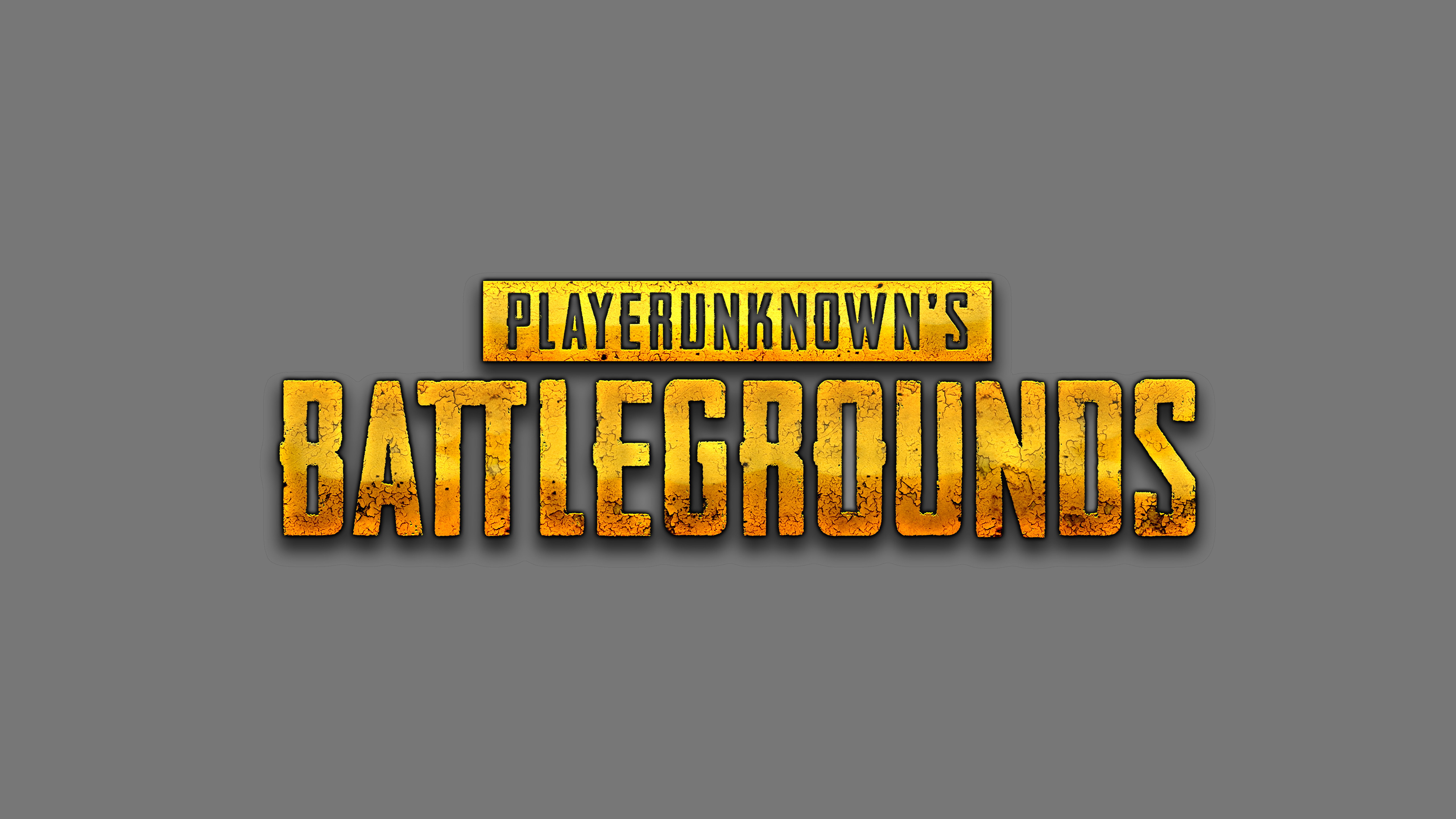 Playerunknowns Battlegrounds Logo 5k Hd 798898 Png Images Pngio