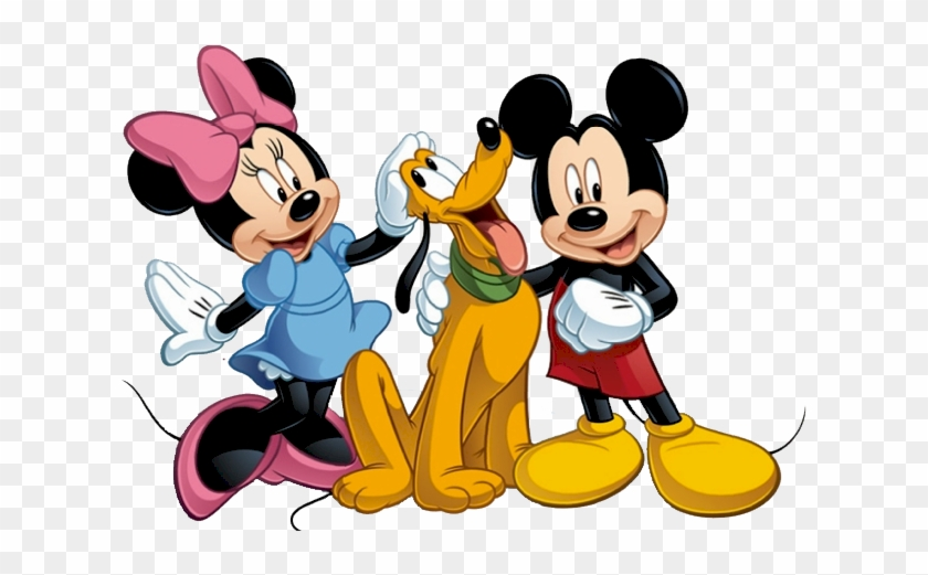 Png Of Mickey And Minn...