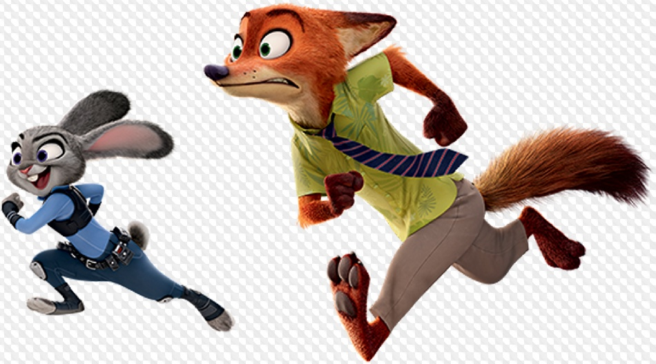 Png Zootopia - png 2301*1277 1.82 Mb
