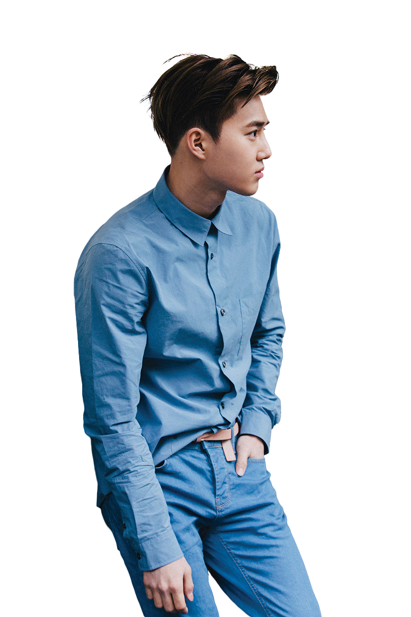Suho Png - PNG/Render #169} Suho (EXO) by Larry1042k1 on DeviantArt