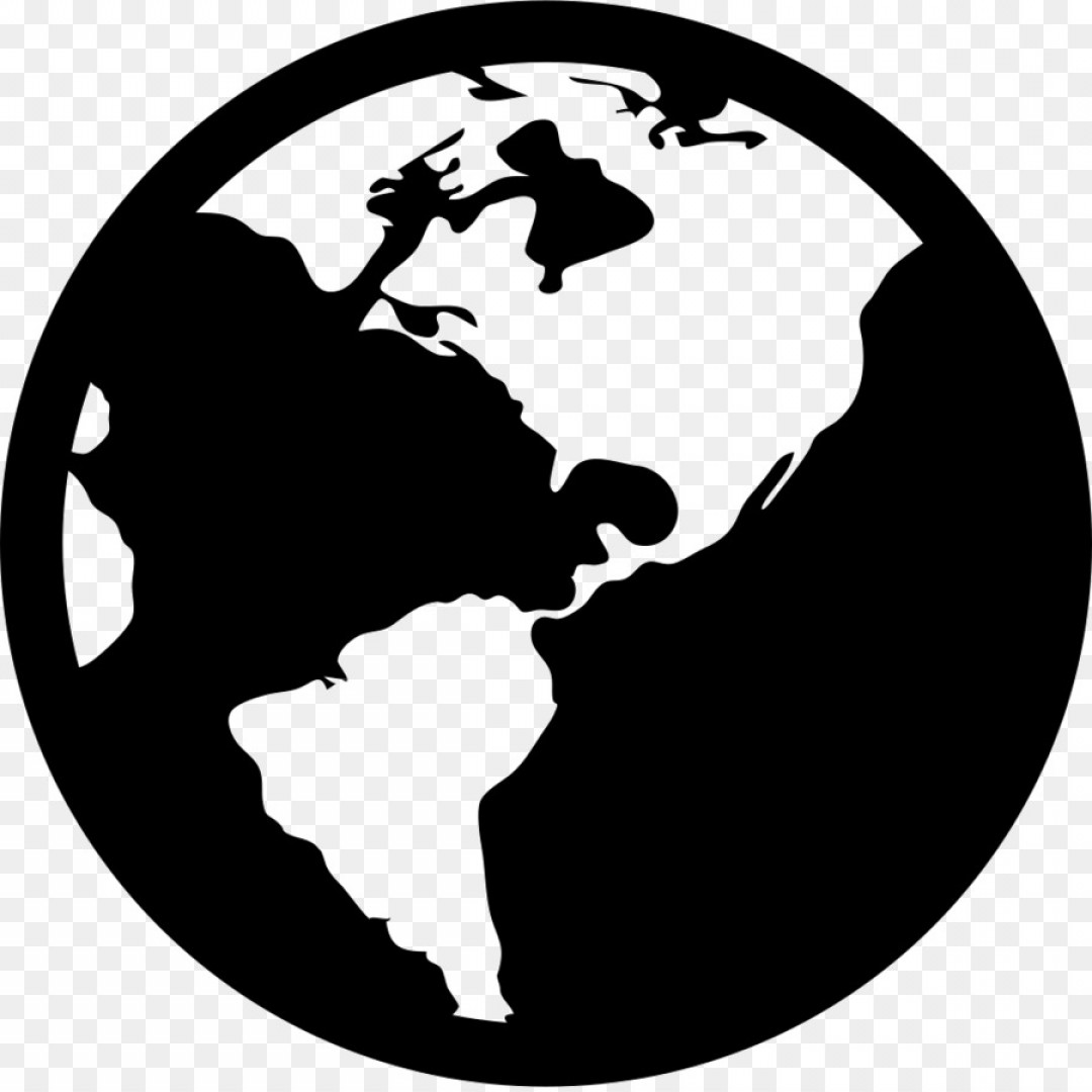 Png World Map Globe Computer Icons Categ #1193286 - PNG ...