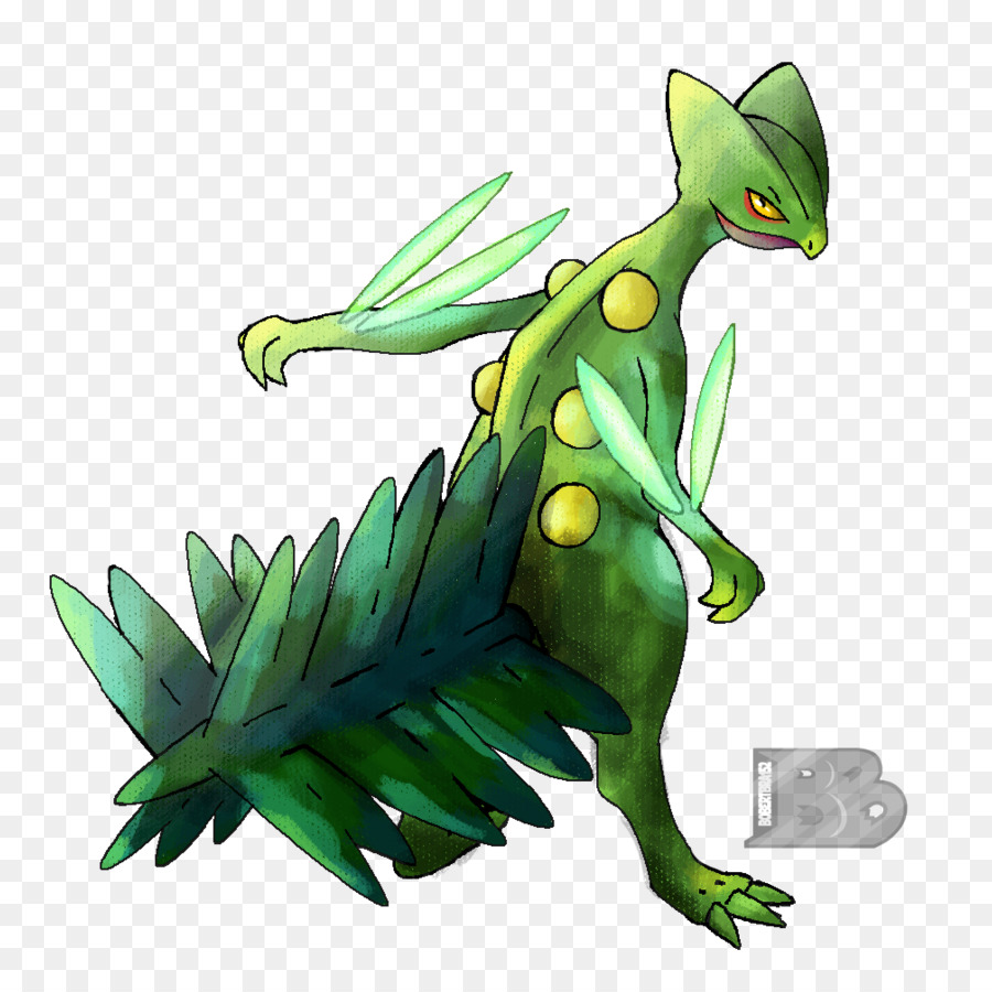 Sceptile Png - pokemon png download - 894*894 - Free Transparent Sceptile png ...