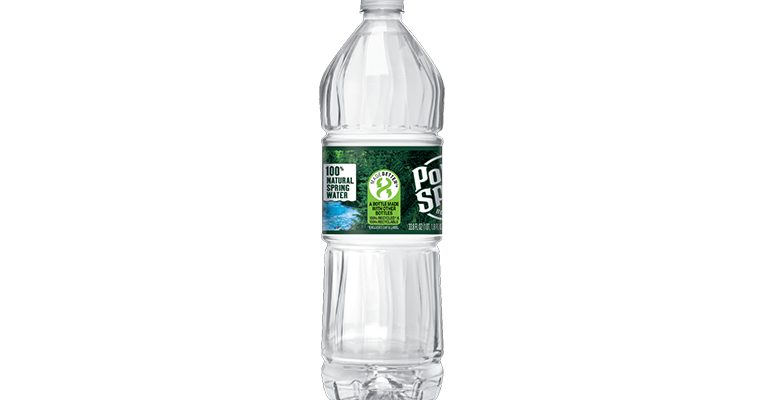 Spiring Png - Poland Spring Brand to Use 100% Recycled Plastic by 2022 | Waste360