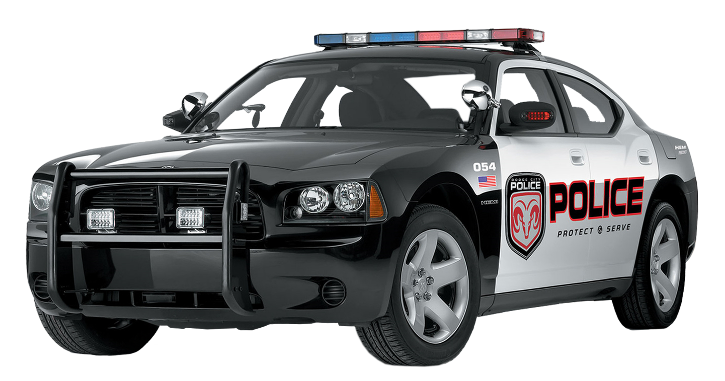 Poklice Png - Police car PNG