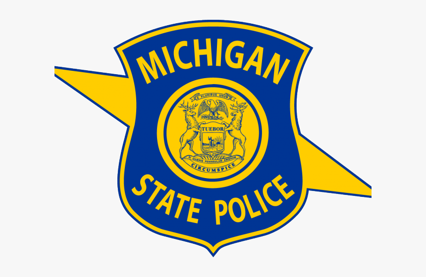 State Police Png - Police Clipart State Trooper - Michigan State Police, HD Png ...