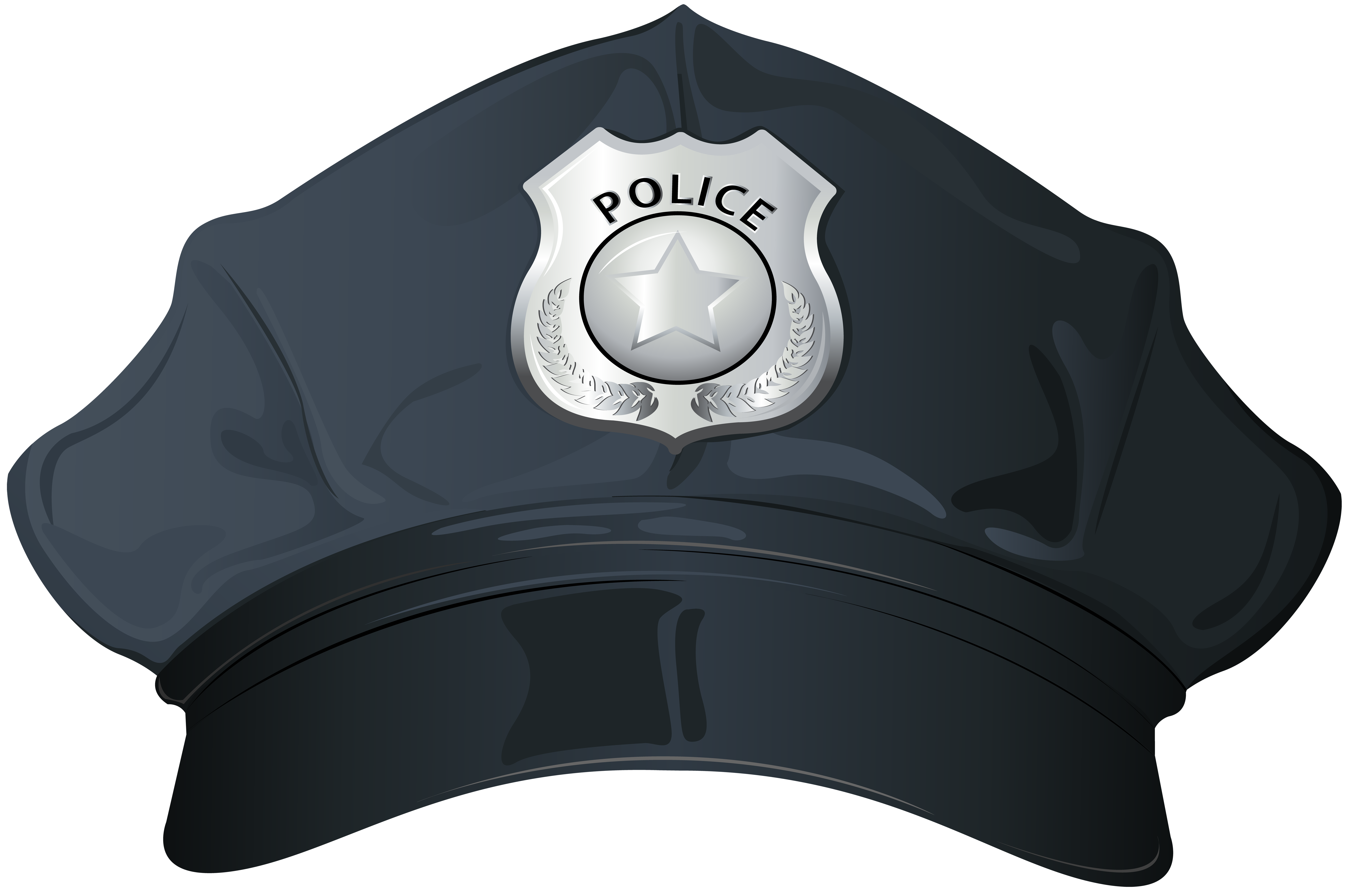 Poklice Png - Police Hat PNG Clip Art | Gallery Yopriceville - High-Quality ...