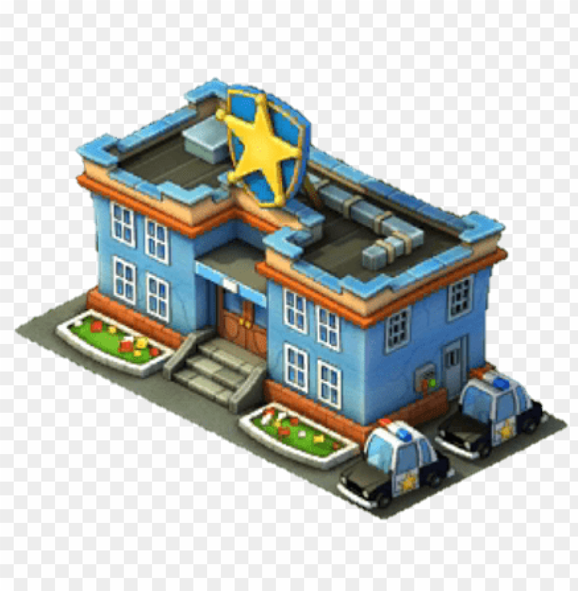Police Station Png - police station cartoon PNG image with transparent background | TOPpng
