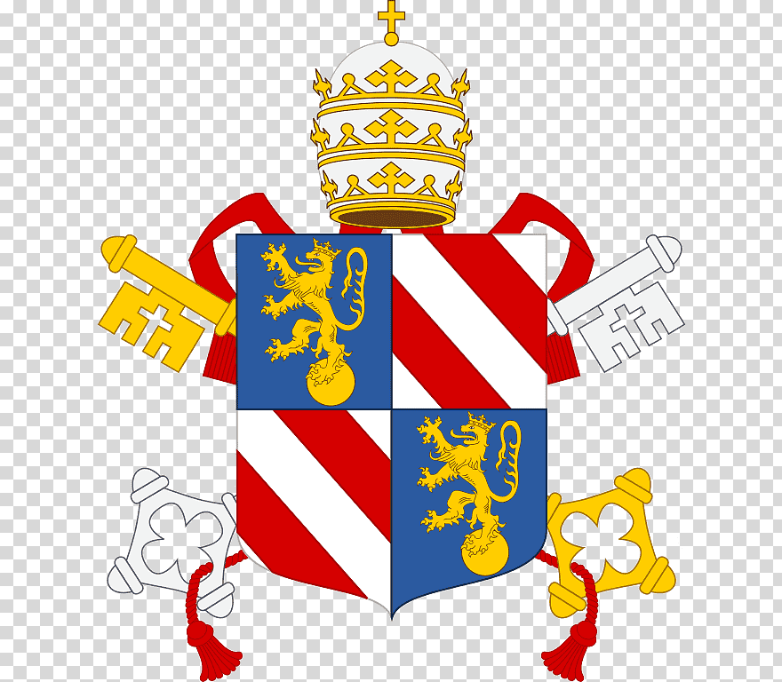 Pope Leo Xiii Png - Pope Papal coats of arms Coat of arms Catholicism Priest, pope ...