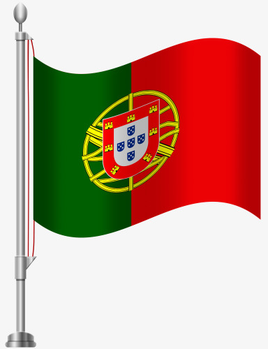 Free Portugal Png - Portuguese Flag Buckle-free Material, Flag Clipart, Portugal, Flag ...