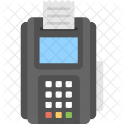 Pos Payment Icon Of Flat Style Availab Png Images Pngio