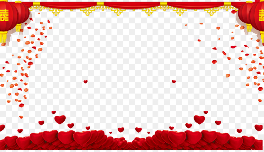 Wedding Background Images Png - Poster Heart