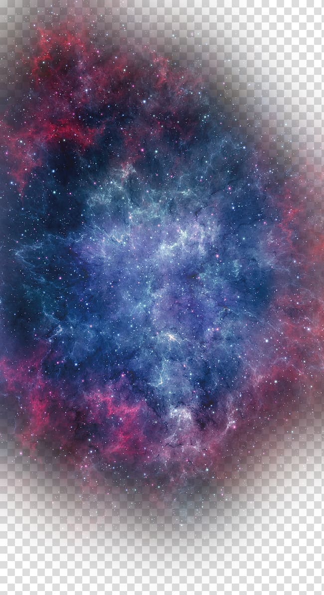 Universe Pictures Png - Poster Universe Illustration, Star stars, blue and red galaxy 3D ...