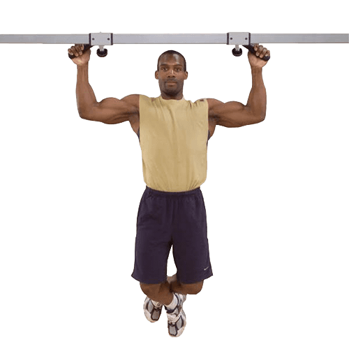 Chinup Png - Powerline Lat Pull-Up / Chin-Up Station GCA2 | Body-Solid Europe