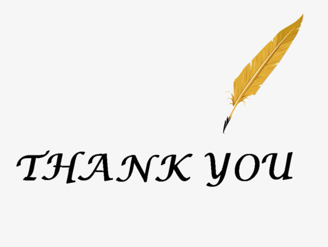 Thank You Png For Powerpoint Free Thank You For Powerpoint Png