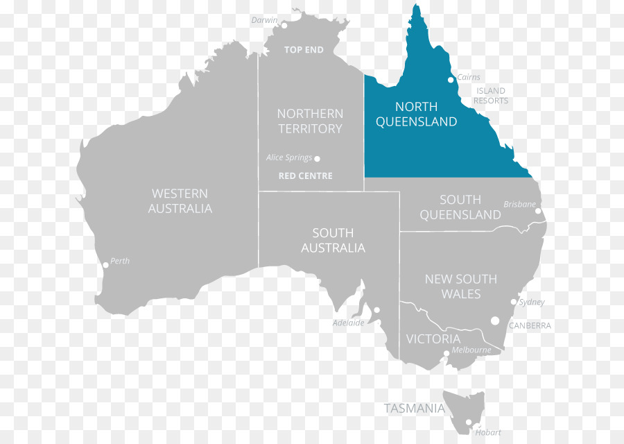 Australia Map Vector.Queensland Australia Map Png Free Queensland Australia Map Png