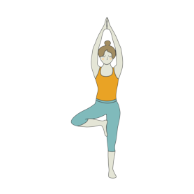 Prenatal Yoga Sequence For Second Trimes 1282534 Png Images Pngio