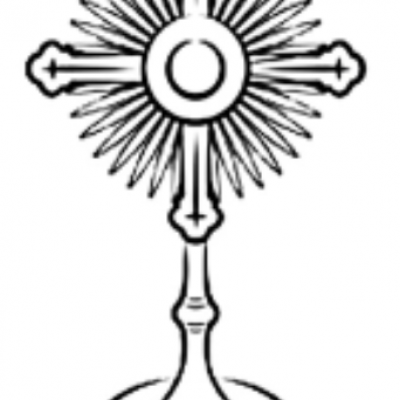 Eucharist Png Black And White - Presence—The Mystery of the Eucharist begins September 13th ...