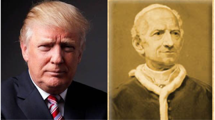 Pope Leo Xiii Png - President Trump should quote Pope Leo XIII on socialism in his ...