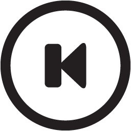 Previous Track Icon Free Sound Icons Png Images Pngio