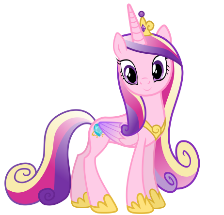 Mlp Princess Cadence Png - Princess Cadence vector picture - My Little pony foto (38925768 ...