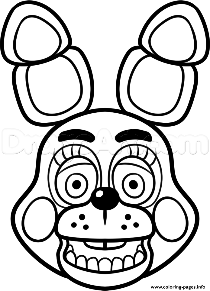 16 Best Five Nights at Freddy's images | Fnaf coloring pages, Five ... | 963x695