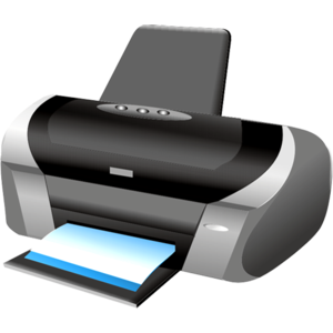 Animated Printer Png - Printer   Free Images at PNGio - vector clip art online ...