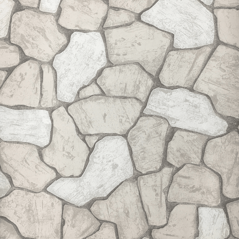 Png Stone Wall Effect - P&S International Vintage Stone Wall Effect Embosse Wallpaper 13592-20