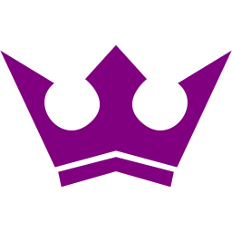 Purple Crown 5 Icon Free Purple Crown Png Images Pngio