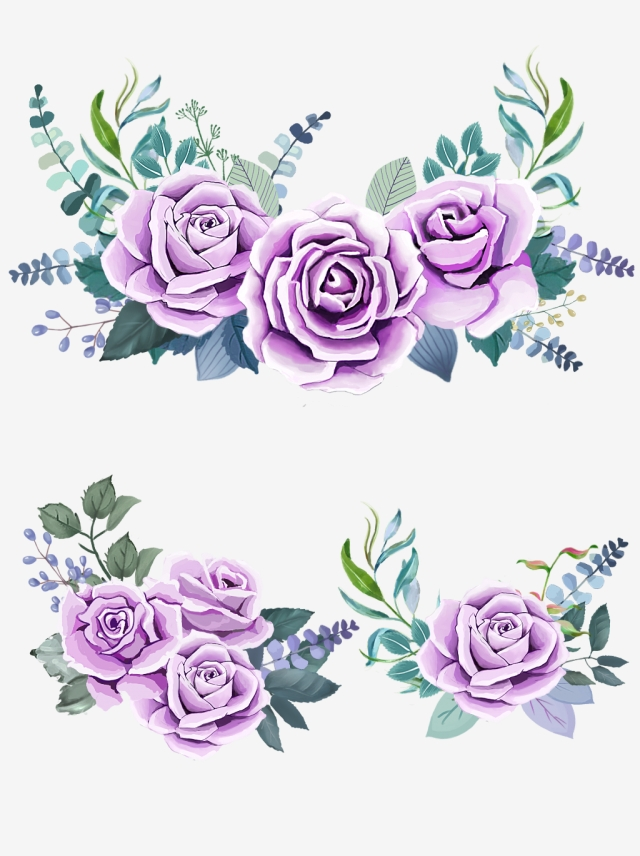 Violet Rose Png - Purple Rose Png, Vector, PSD, and Clipart With Transparent ...