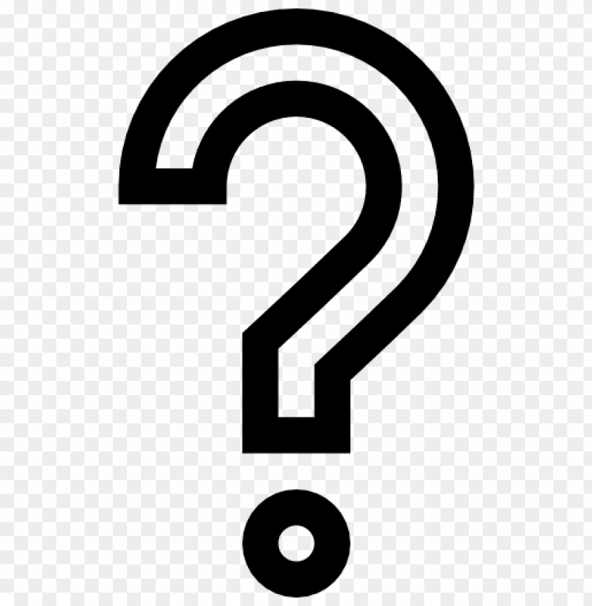 Question Mark Icon Png Png Image With Tr 873210 Png Images Pngio