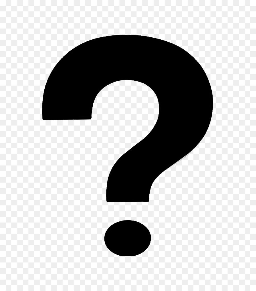 Question Mark Graphic Png Free Question Mark Graphic Png