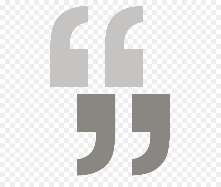 Quotation Marks Transparent - Quotation Mark Angle png download - 534*742 - Free Transparent ...