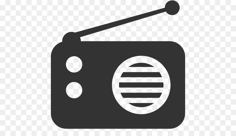 Radio Icon Png - Radio Icon png download - 512*512 - Free Transparent Microphone ...