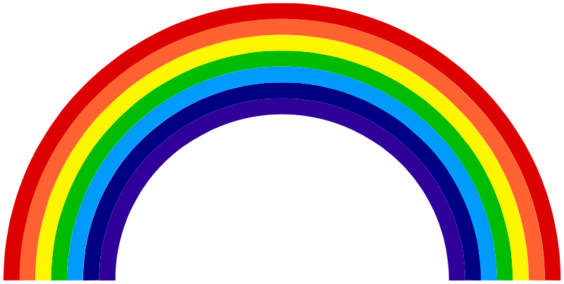 The Rainbow Png - Rainbow.png